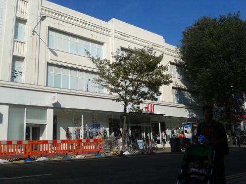 Brighton H&M 2014