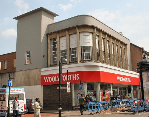 East Ham Woolworths 2008