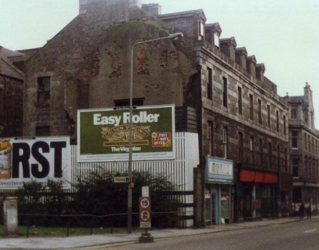 Aberdeen Woolworths 1982