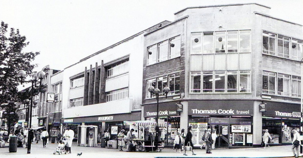 Bristol Woolworths, 1970s