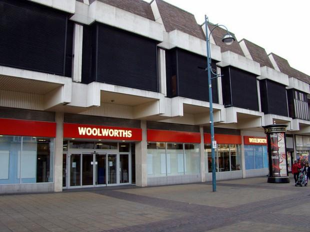 Bexleyheath Woolworths 2009