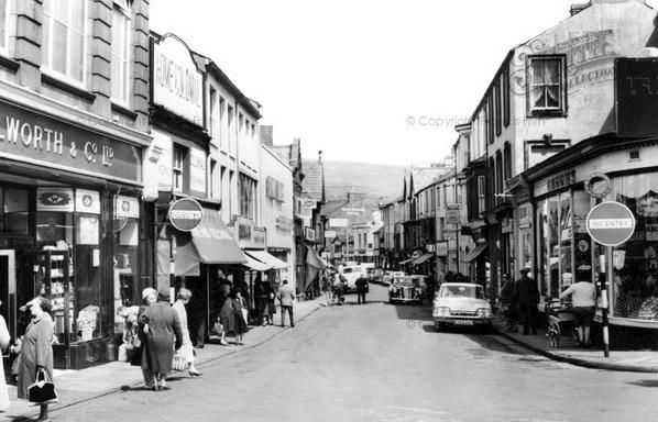 Aberdare Woolworths 1965