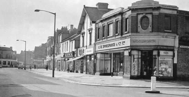 Erdington Woolworths 1963