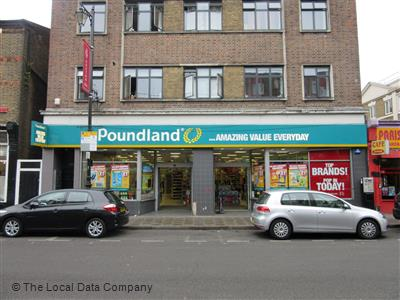 Shoreditch Poundland 2017 Former Woolworths
