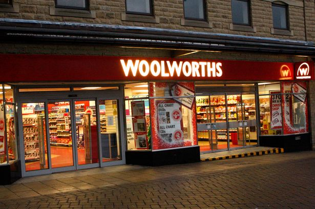 Huddersfield Woolworths Victoria Lane 2008