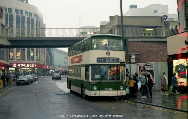 Blackpool Woolworths 1980s