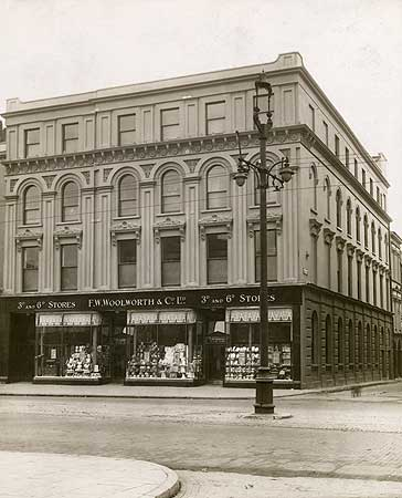 Cork Woolworths 1920s