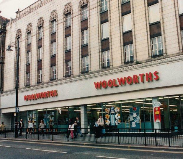 Sunderland Woolworths 1990s