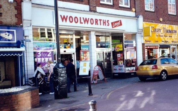 Rushden Woolworths 2000s