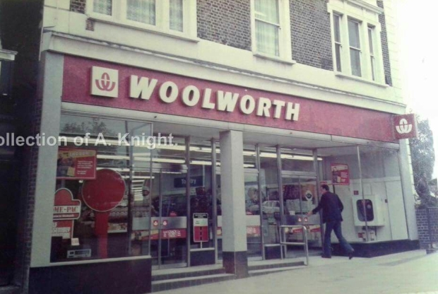 Grays Woolworths 1970s-80s