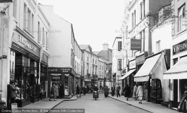 St Austell Woolworths 1965