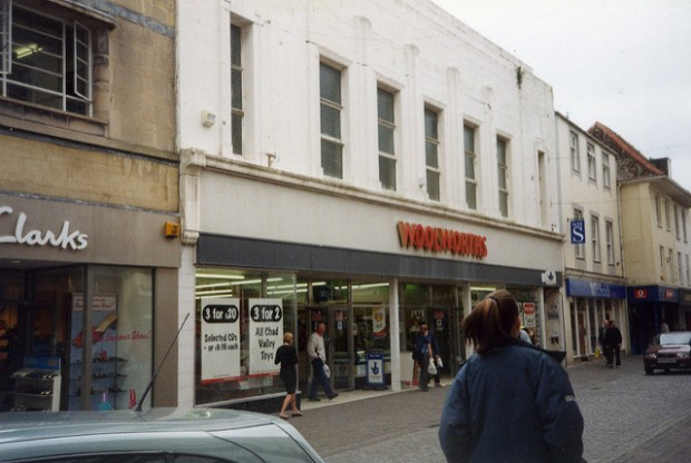 Falmouth Woolworths 1999