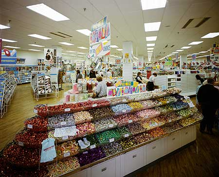 Chelmsford Woolworths 1987 - Pic n Mix