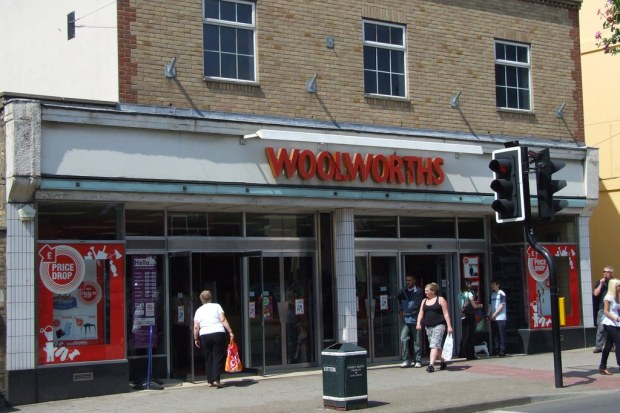 Newmarket Woolworths 2007